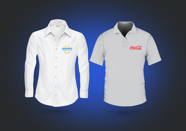 T-shirt and Shirts Branding